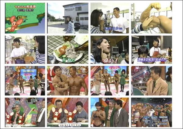 東海TV「うわさのミミンバ」 1995年12月5日放送のサムネイル